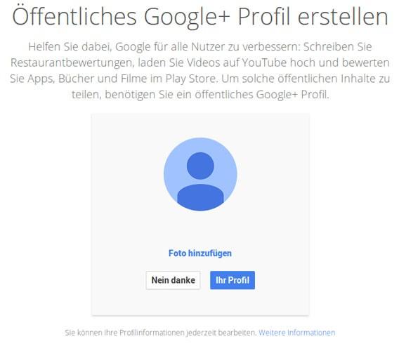 Gmail: Google zwingt neue Nutzer nicht mehr zu einem Google+-Profil