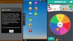 Android-Apps der Woche: VLC, komfortable Synchronisation und neues Wissens–Quiz