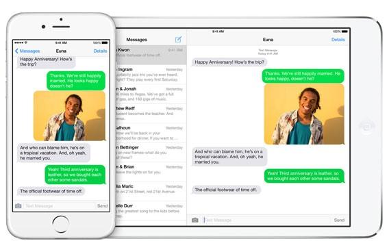 iOS 8: Zum Start am 17. September 2014 stehen nicht alle Funktionen zur Verfügung