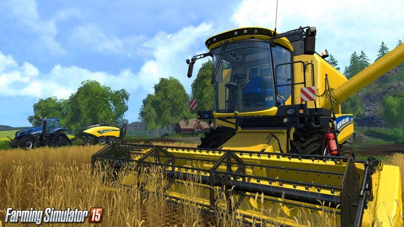 Landwirtschafts-Simulator 15 erscheint am 30. Oktober 2014 für PC und erst 2015 für Konsolen