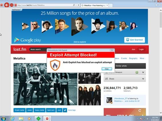Werbebanner verbreiten Windows-Trojaner und weitere Schadsoftware