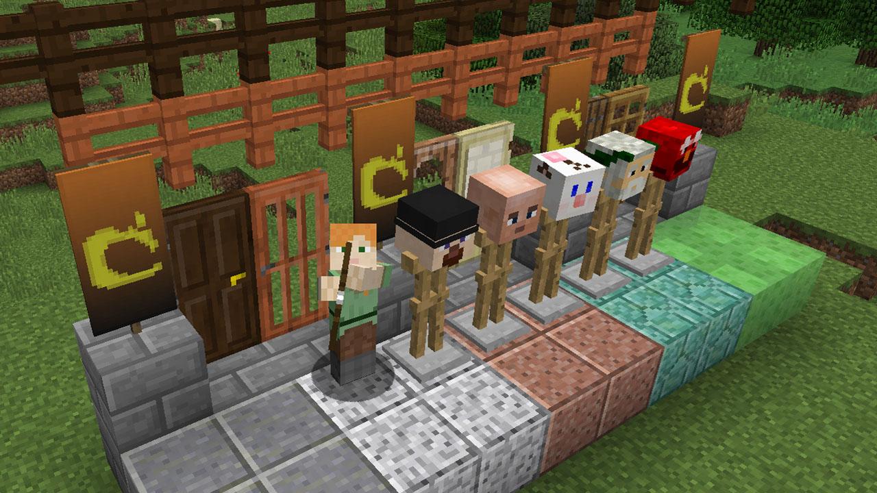 Minecraft Mojang Veröffentlicht Das Bisher Größte SpielUpdate - Minecraft 1 8 kostenlos spielen ohne download