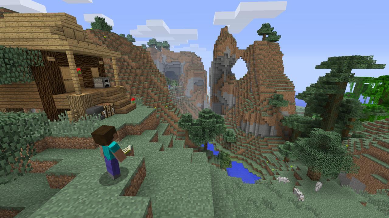 Minecraft: Ein Video erklärt den Landschaftsgenerator in Minecraft 1.8