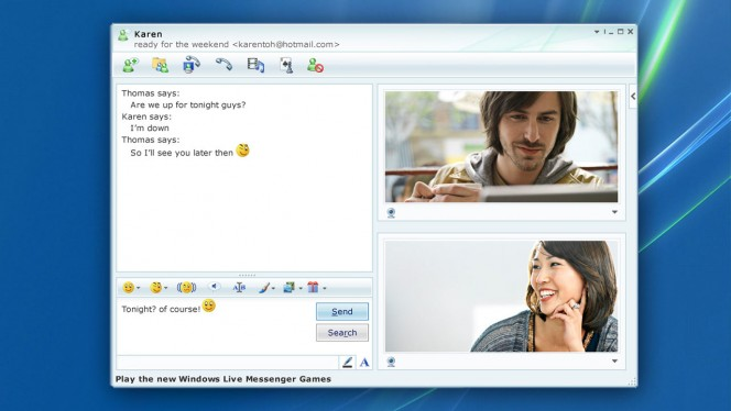MSN Messenger: Microsoft stellt Windows Live Messenger am 31. Oktober ein