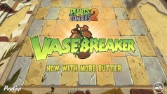 Plants vs. Zombies 2: Das strategische Minispiel Vasebreaker mit neuen Boostern und noch mehr Butter