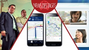 News des Tages: MSN Messenger, Nokia Here Karten für Android, GTA V für PC