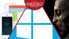 News des Tages: Neues August-Update für Windows, Apple iCloud, Resident Evil HD