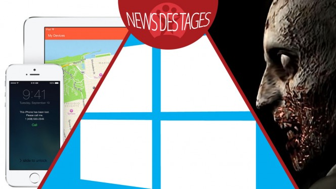 News des Tages: Neues August Update für Windows, Apple iCloud, Resident Evil HD