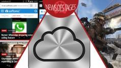 News des Tages: Chrome 37 für Android, Zweistufige Bestätigung von Apple, Call of Duty: Advanced Warfare