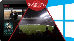News des Tages: Technische Vorschau von Windows 9, Netflix in Deutschland, FIFA 15