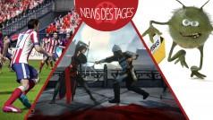 News des Tages: Werbebanner mit Schadsoftware, Assassin's Creed, FIFA 15