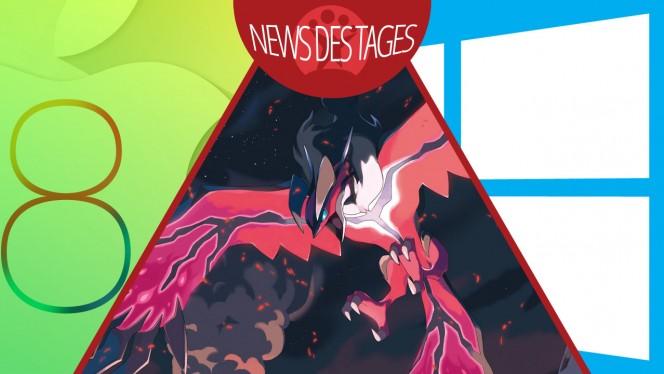 News des Tages: Windows 9 Technische Vorschau, iOS 8, Pokémon Kartenspiel
