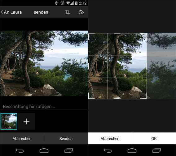 WhatsApp: Beta-Version für Android mit Bildbearbeitungsfunktion