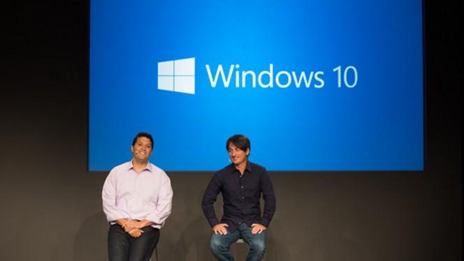 Windows 10: Microsoft hat die nächste Version des Windows-Betriebssystems vorgestellt