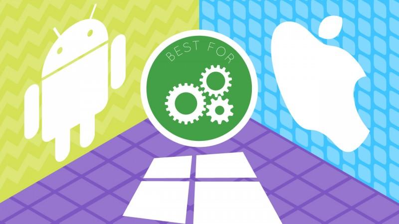 Android, iOS oder Windows Phone: Welches Smartphone lässt sich am besten personalisieren?