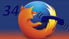 Vorschau: Firefox 34 bringt Echtzeit-Unterhaltung im Browser