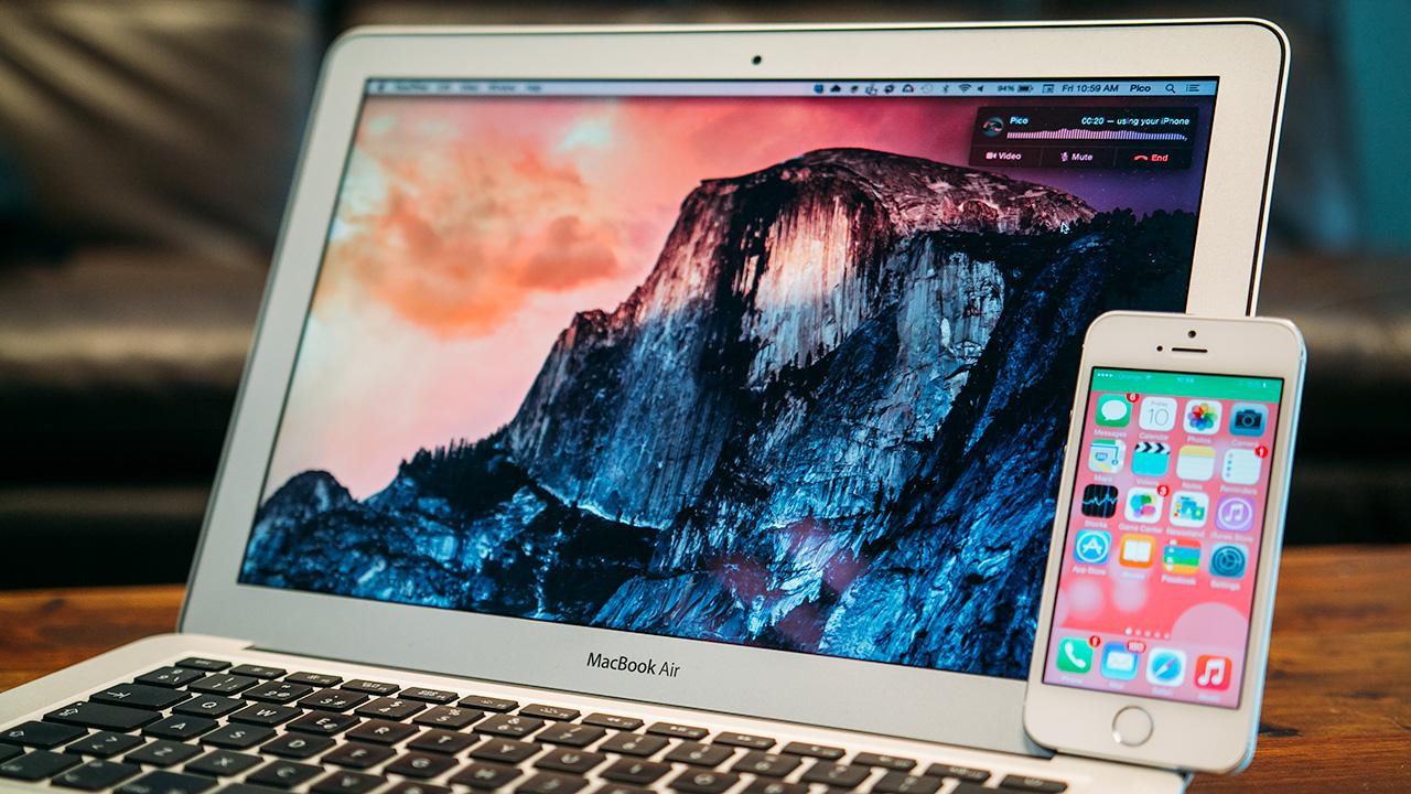 Continuity: Den Mac mit dem iPhone verbinden