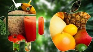 Vitamine, Kalorien, Nährwert: Die 5 besten Apps für gesunde Ernährung