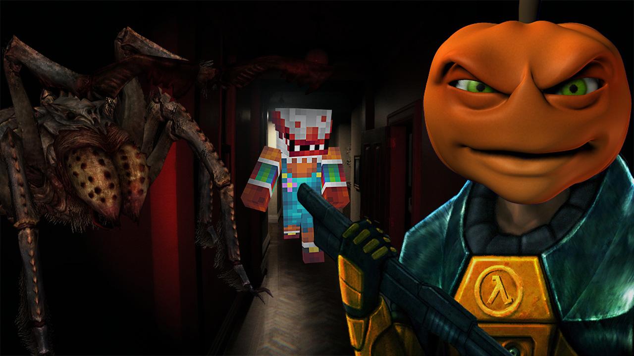 Minecraft GTA Skyrim Und Co Gruselige HalloweenMods Für - Minecraft auf alten pc spielen