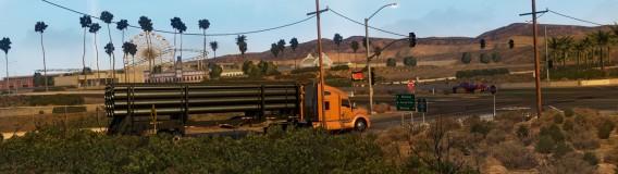 Wild West-Bilder zu American Truck Simulator und Neuigkeiten zu Euro Truck Simulator 2