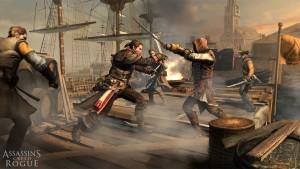 Assassin's Creed: Rogue für PC erscheint Anfang 2015 und ist in einem Trailer zu sehen