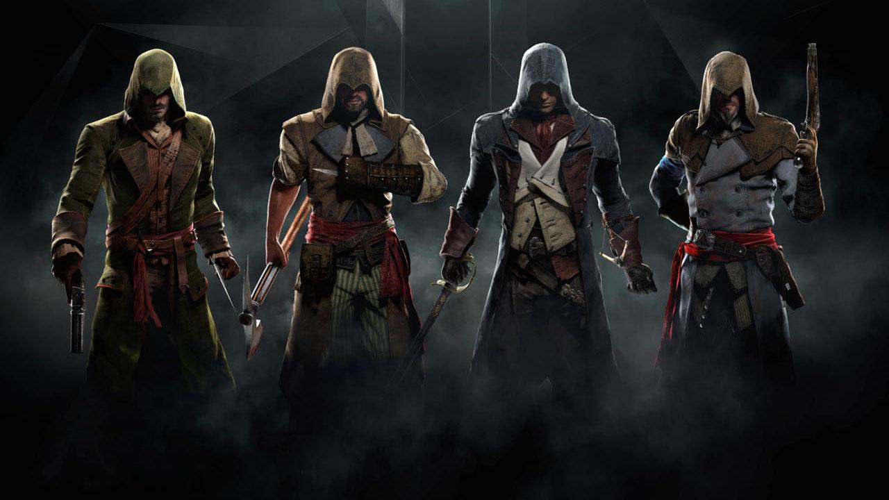 Assassin's Creed: Unity PC-Version in höchster Detailstufe mit NVIDIA-Grafik