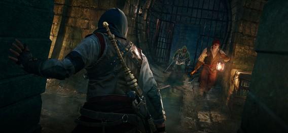 Assassin's Creed: Unity PC-Version in höchster Detailstufe dank NVIDIA-Grafik