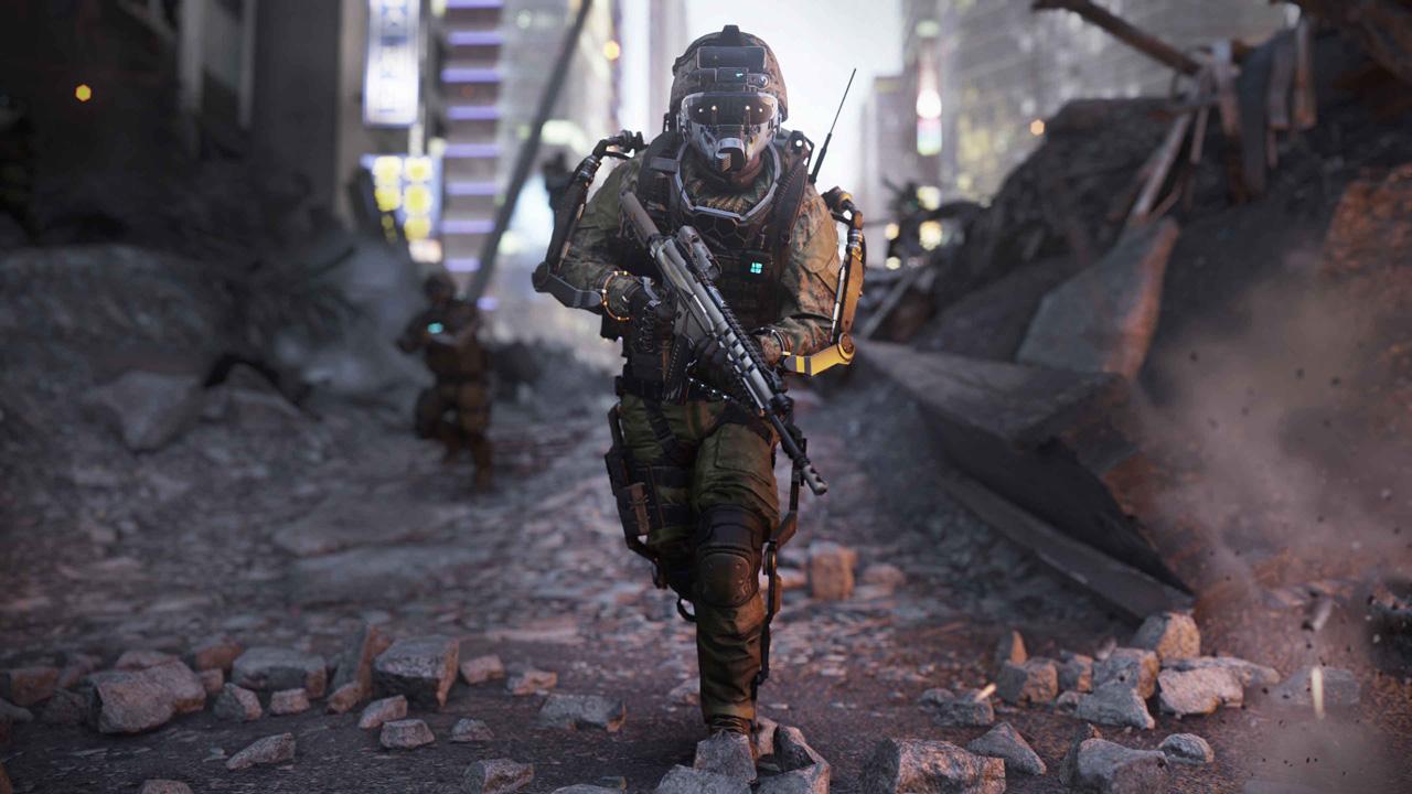 Call of Duty: Advanced Warfare: Offizieller Trailer mit Spielszenen und Kevin Spacey als Bösewicht