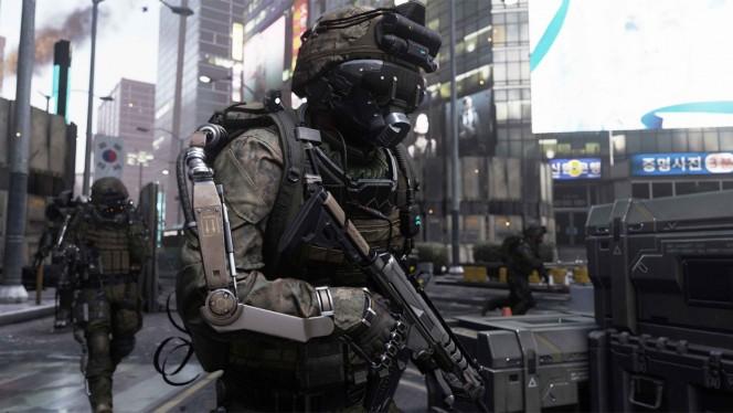Call of Duty: Advanced Warfare: Empfohlene Systemvoraussetzungen und Details zu Spiel-Inhalten