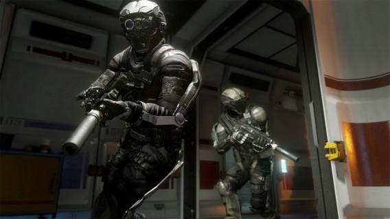 Call of Duty: Advanced Warfare Trailer zeigt die Möglickeiten des Kampfanzugs bei einer actionreichen Verfolgungsjagd