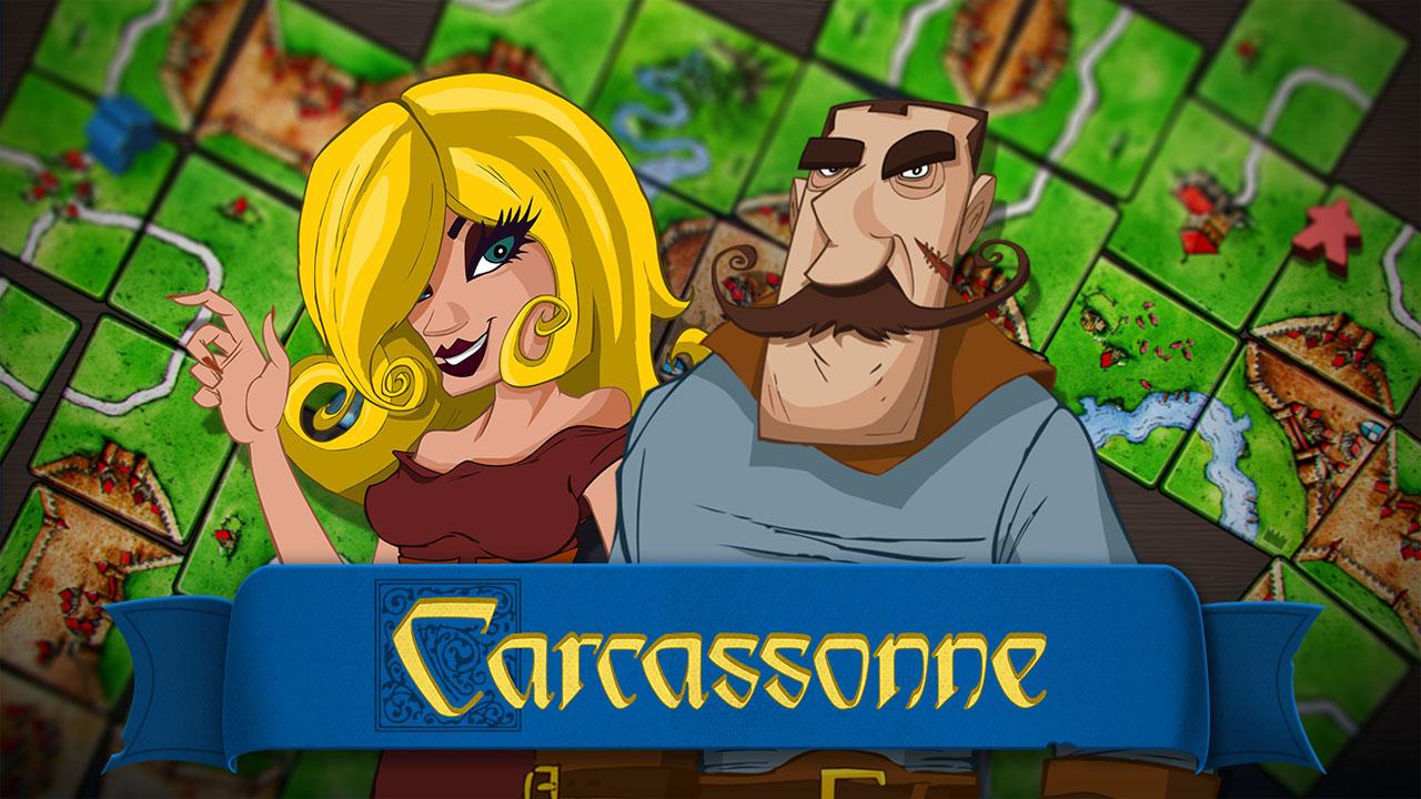 Carcassonne: Der Spiele-Klassiker jetzt mit Online-Mehrspielermodus und als Universal-App
