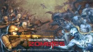 Counter-Strike Nexon: Zombies: Der Ego-Shooter-Klassiker mit Zombies und neuen Spiel-Modi