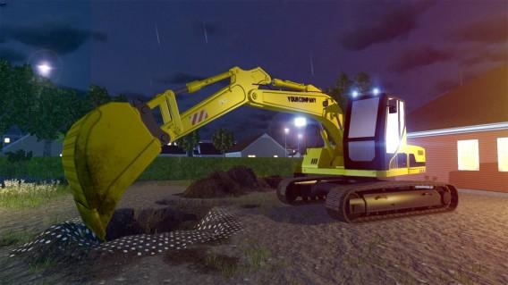 Mit dem Bagger-Simulator Dig It! werden Sie zum eigenen Bauunternehmer