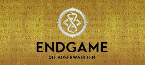 Endgame: Lösen Sie das Rätsel mit Buch und Smartphone und gewinnen Sie den Millionen-Preis