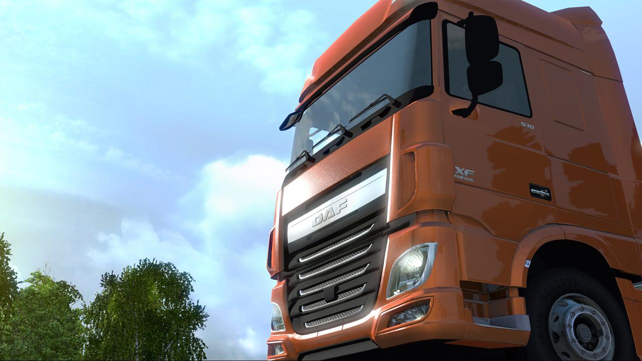 Euro Truck Simulator 2: Probieren Sie die neue Version 1.14 aus