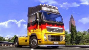 Euro Truck Simulator 2: Neue Truck-Designs feiern den Tag der Deutschen Einheit
