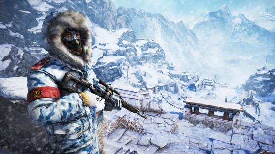 Far Cry 4: Neuer Trailer zeigt das Überleben in der Himalaya-Region Kyrat