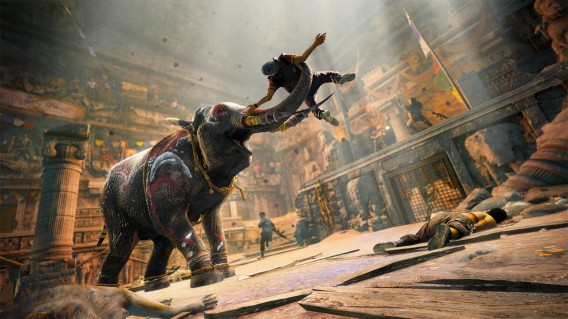 Far Cry 4: Die verschiedenen Möglichkeiten des Mehrspieler-Modus im Video