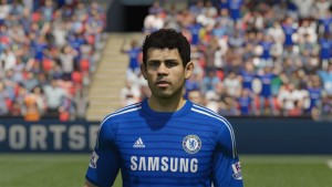 FIFA 15: Alle Chelsea-Tore von Diego Costa in der Premier-League im Video