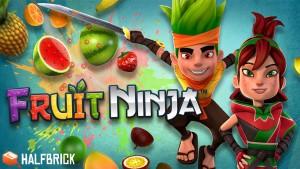 Das beliebte Geschicklichkeitsspiel Fruit Ninja erhält neue Spielfiguren und Inhalte
