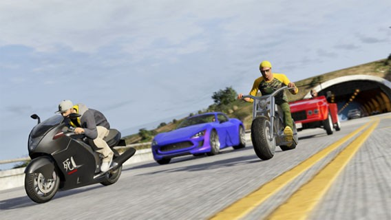 GTA V Online: Das Last Team Standing-Update bringt einen Jobs-Editor, neue Waffen und Fahrzeuge
