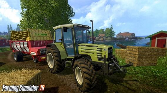 Landwirtschafts-Simulator 15: Lernen Sie die Mähdrescher und Heumschinen des Simulators kennen