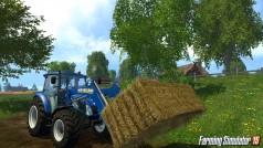 Landwirtschafts-Simulator 15: Lernen Sie die Mähdrescher und Heumaschinen des Simulators kennen