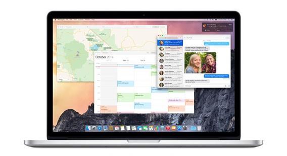 Mac OS X 10.10 Yosemite und neue iWork-Version jetzt kostenlos erhältlich