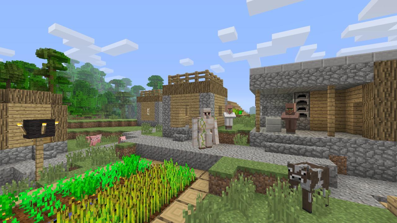 Minecraft 1.9 bringt neue und beweglichere Spielfiguren mit Knien und Ellenbogen