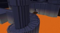 Minecraft und Mario Kart: In Bowser's Castle Pferderennen veranstalten