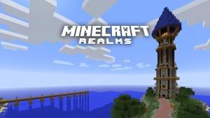 Minecraft Realms: Aufregende Welten und neue Minispiele in Minecraft
