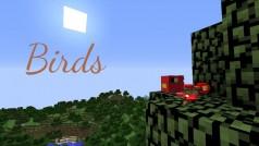 Minecraft: Mit der Birds-Spielerweiterung können Sie Vögel als neues Tier in Minecraft hinzufügen