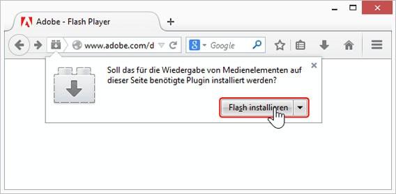 Mozilla Firefox: Kein Plugin Finder mehr in Firefox 35 und 64-Bit-Version im November 2014