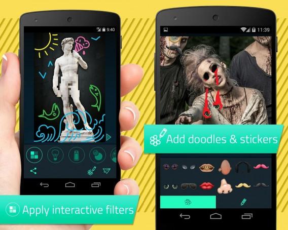 Die Messenger-App Obscure für Android lässt Sie Nachrichten und Bilder zurücknehmen und beim Empfänger löschen